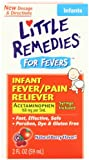Little Remedies Fever Pain Reliever, Natural Mixed Berry Infants, 2 Fluid Ounce, Health Care Stuffs