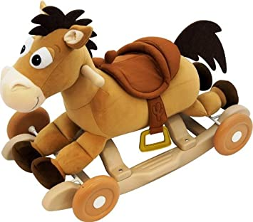 Logitoys - 44198 - Cheval Toy Story Bascule: