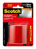 Scotch Extremely Strong Mounting Tape, 414-48WIDCSFEF, 2 in x 48 in