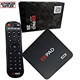 EVPAD 2S TV Box for Chinese Korean Japanese Hongkong Taiwan Singapore Live Channels,Android IPTV Media Streamer Player, Lifetime Free