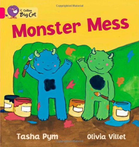 Download Monster Mess Workbook (Collins Big Cat) pdf epub