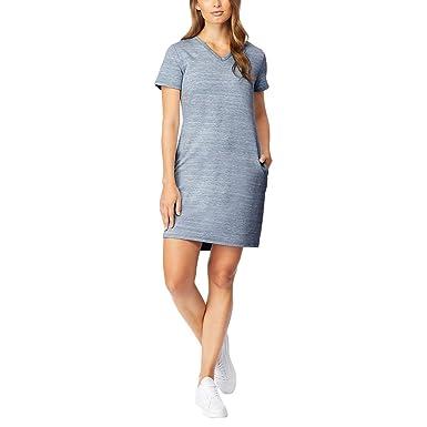 9aa58678b92337 32 DEGREES Women Short Sleeve Casual Dresses at Amazon Women s ...