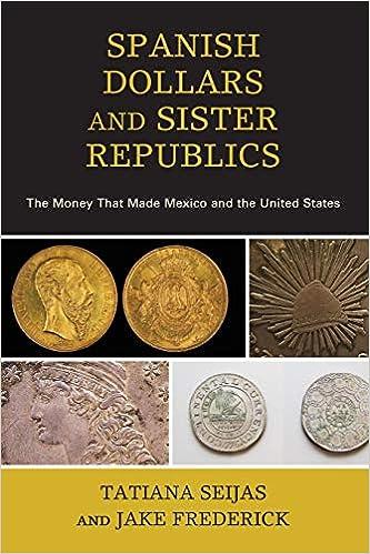 Amazon Com Spanish Dollars And Sister Republics 9781538100462 Tatiana Seijas Books