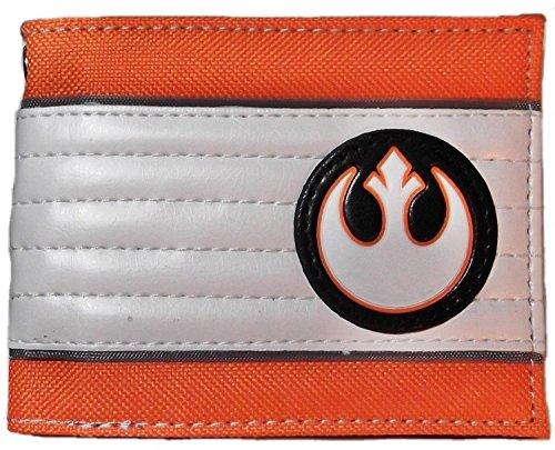 Star Wars - Rebel Alliance Bi-Fold Wallet 3 x 2in (Rebel Alliance Star Wars)