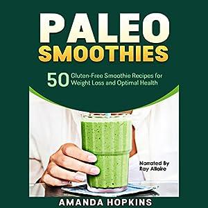 Paleo Smoothies Audiobook