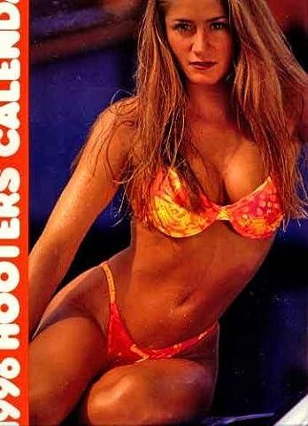 Hooters Restaurants 1996 Pin-Up Girls Calendar - Hooters Calendar