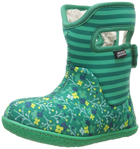 bogs-baby-classic-flower-stripe-waterproof-insulated-rain-boot-toddler-emerald-10-m-us-toddler