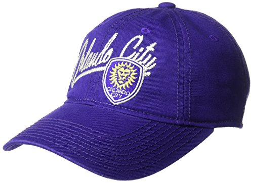 adidas Adult Women's Adjustable Slouch w/Script Logo, Purple, One Size (Retro Slouch Adjustable Hat)