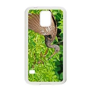 Stork Bird Hight Quality Plastic Case for Samsung Galaxy S5