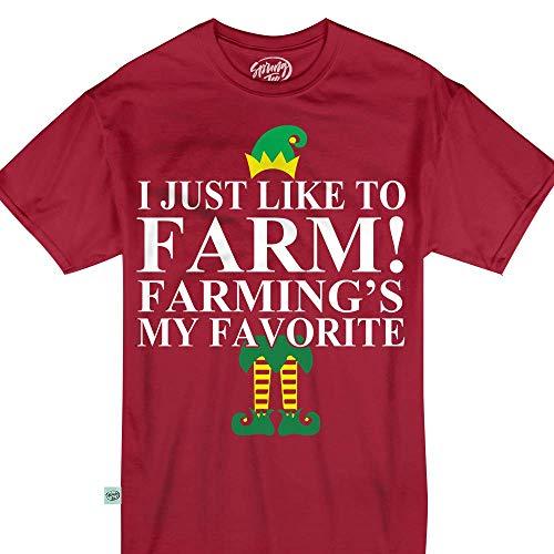 Springtee Elf Costume I Just Like to Farm