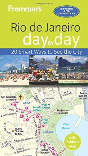 Frommer's Rio de Janeiro day by day (Rio De Janeiro)