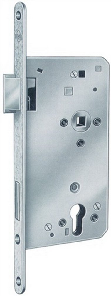 BKS B-00240-05-R-1 HT-Einsteckschlo/ß PZW silber lack 65//92//10 mm Stulp 20 mm abger Din RS00240591