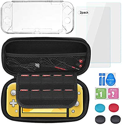 Kit de Accesorios para Nintendo Switch Lite(2019) Kit Protección ...