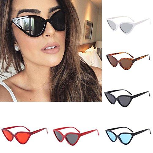 B de Gato con Gafas para Colores Mujer integrada E Protección Hunpta UV TpxZWnvXv
