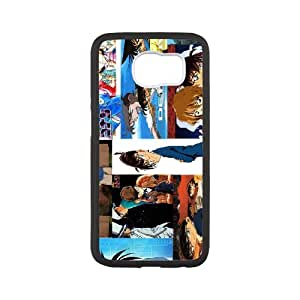 Samsung Galaxy S6 Cases Cell Phone Case Cover Cartoon Detective Conan Case Closed 6R67R828699