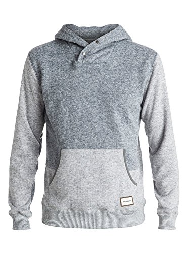 Eqyft03436 Light Quiksilver Gris Pour Keller Grey Capuche À Heather Sweat Homme nYHOYqwfC