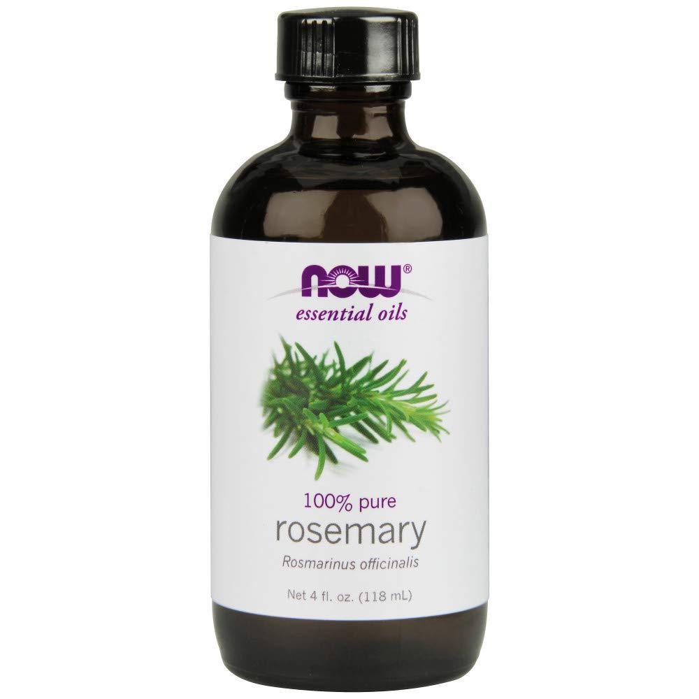 Now Essential Oils, Rosemary Oil, 4-Ounce
