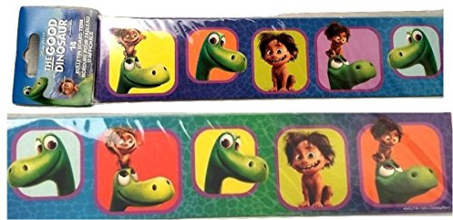 The Good Dinosaur Bulletin Board Trim Wall Kids Back to School Pre-school Elementary Borders 14 Strips 18 x 2.5