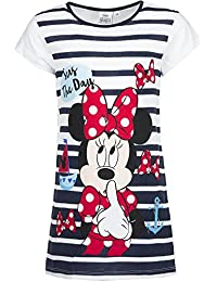 Disney Minnie Mouse Or Disney Princess Baby Girls/Toddler Nightgown Sleepwear | 100% Cotton
