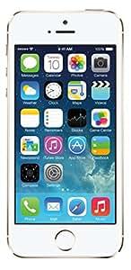 Apple iPhone 5s 32GB AT&T (Locked) No-Contact 4G LTE Smartphone w/ Siri, iCloud, Fingerprint Sensor - Gold