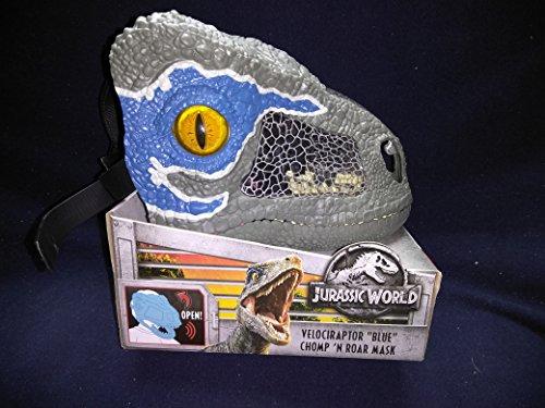 New Jurassic World Blue Chomp
