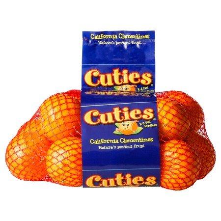 CLEMENTINES ORANGES FRESH FRUIT PRODUCE 5 POUNDS
