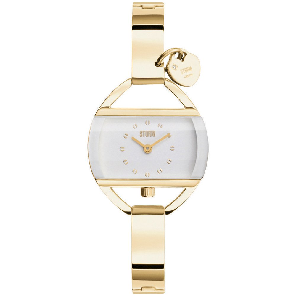 Storm Temptress Charm Gold Watch by STORM