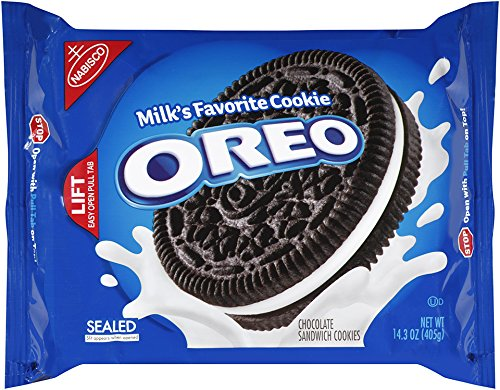 Oreo Sandwich Cookie 14 3 ounce product image