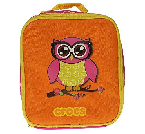 Crocs Girl's Insulated Lunchbox - Owl