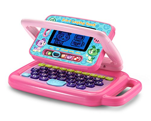 LeapFrog 2-in-1 LeapTop Touch, Pink by LeapFrog (Image #2)