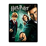 Harry Potter Printing Customized Cozy Fleece Blanket Bed/Sofa Throws 58