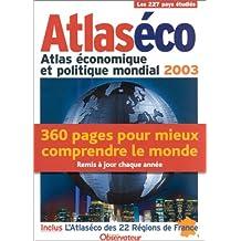 ATLASÉCO 2003