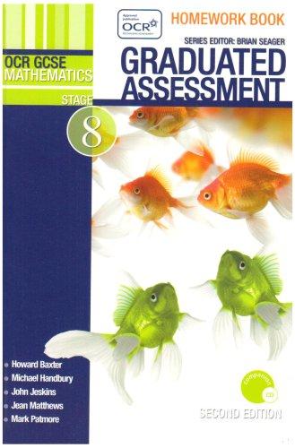 Gcse Mathematics for Ocr Modular Two Tier Gcse M8 Homework Book ebook