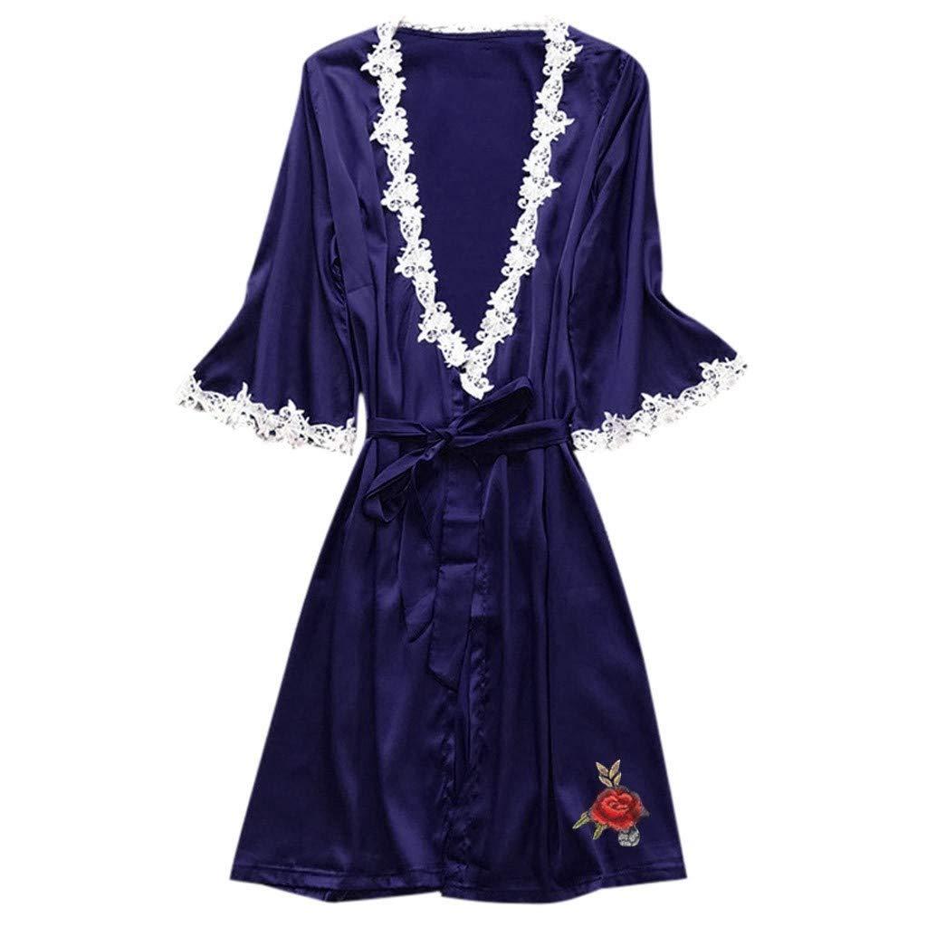 Amazon.com: YKARITIANNA Women Super Hot Sexy Satin Silk Sleepwear Pajamas Nightdress Lingerie Night Dress: Arts, Crafts & Sewing