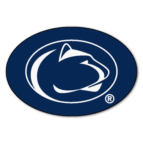 Nittany Lions Rug - FANMATS NCAA Penn State Nittany Lions Nylon Face Mascot Rug