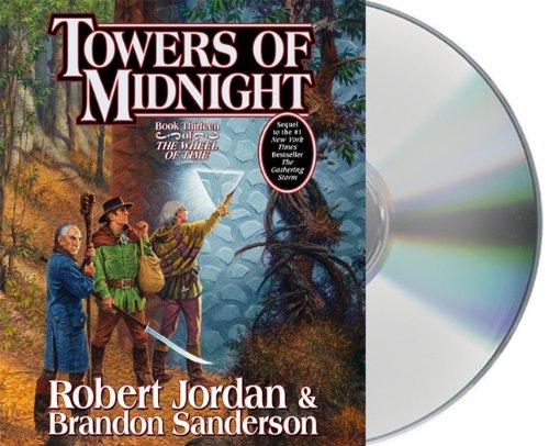 """Towers of Midnight (Wheel of Time)"" av Robert Jordan"