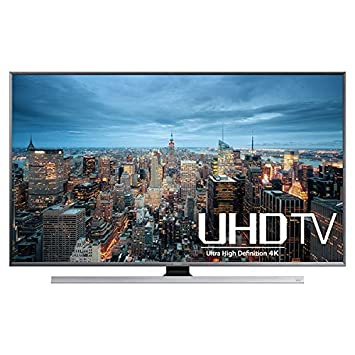 Samsung UN60JU7100 60-Inch 4K Ultra HD Smart LED TV (2015 Model)