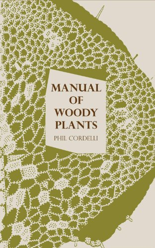 Manual of Woody Plants