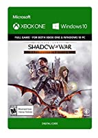 Middle-earth: Shadow of War Definitive Edition - Xbox One [Digital Code]