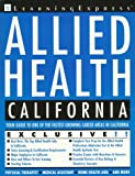 Allied Health Exam, LearningExpress Staff, 1576850641