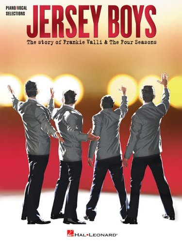 Jersey Boys - Piano/ Vocal Selections Four Seasons Sheet Music