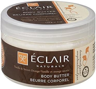 ECLAIR NATURALS Body Butter, Van and Orange