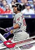 2017 Topps Opening Day #173 Edwin Encarnacion Cleveland Indians Baseball Card