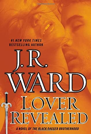 book cover of Lover Revealed