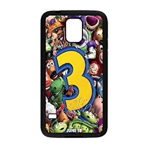Cartoon Toy Story 2 for Samsung Galaxy S5 Phone Case 8SS458525