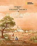 California, 1542-1850, Robin Santos Doak, 079226861X