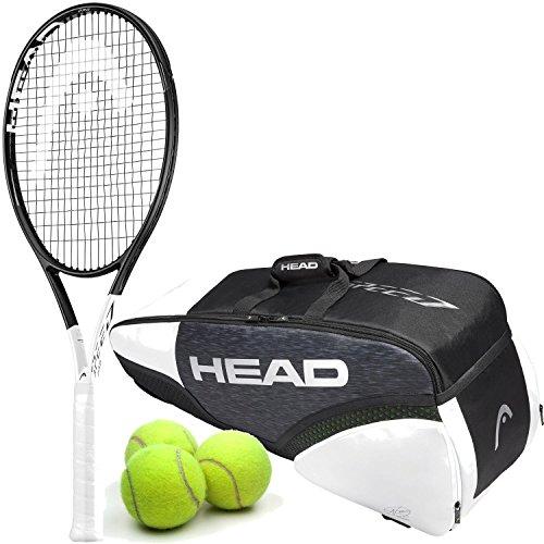 HEAD Graphene 360 Speed Pro Midplus 18x20 Tennis Racquet (4 5/8