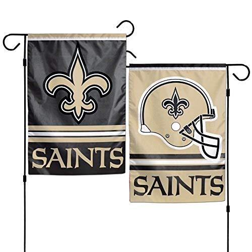 NFL New Orleans Saints Garden Flag
