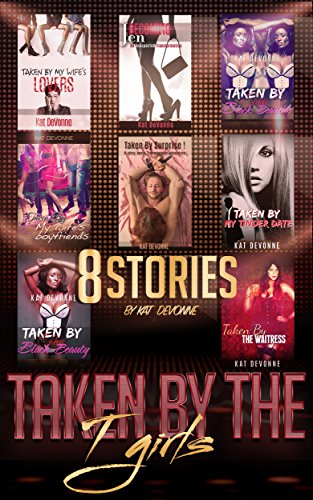 Taken T Girls Transgender Erotica Collection ebook product image