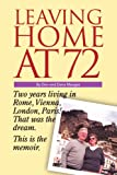 Leaving Home at 72, Donald E. Manges and Dana Manges, 0595373623